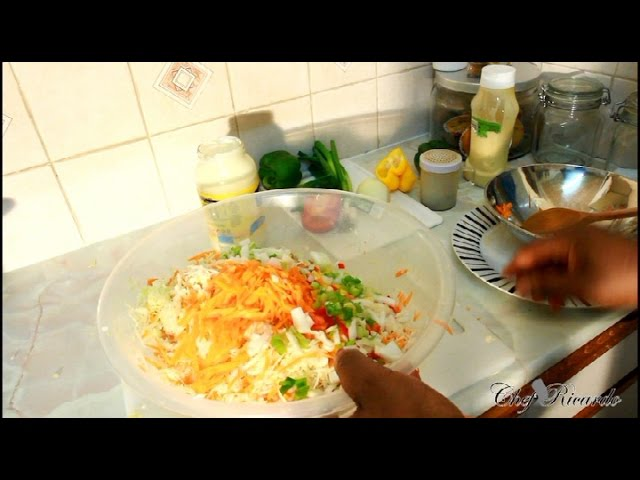 Fresh Homemade Coleslaw Recipes Jamaican Style Recipes By Chef Ricardo
