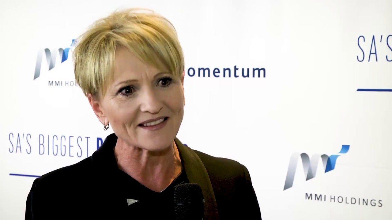 Opening remarks by Jeanette Marais – Deputy CEO, MMI Holdings Limited - The  Directors Event 2018