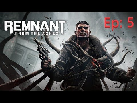 Download REMNANT: FROM THE ASHES PLAYTHROUGH EP 5: THE KEEPER OF THE LABYRINTH!