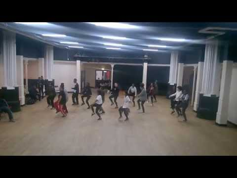 Beyonce-7/11 choreography -Hype dance Company Teen evening class