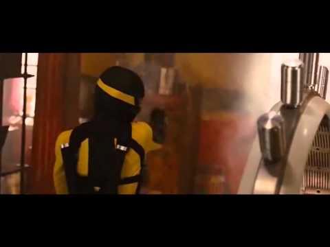 Tara Macken Stunt Reel 2014