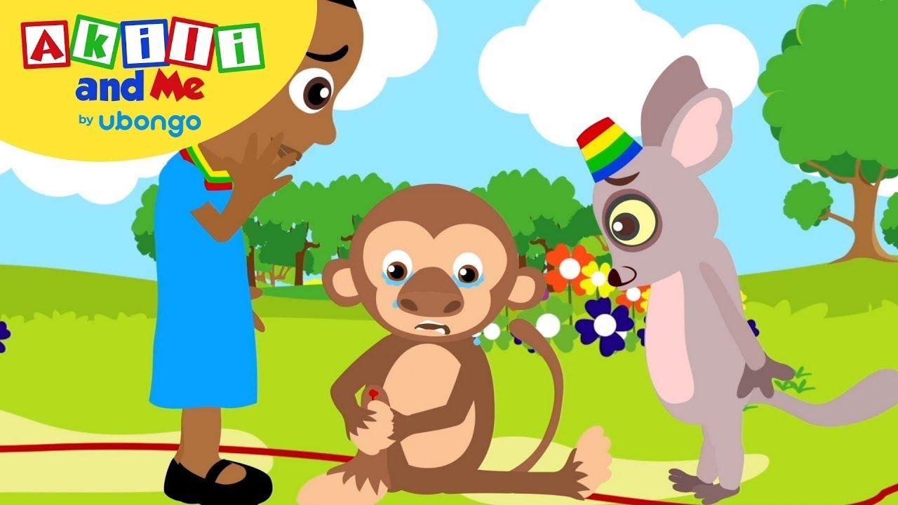 Download Nyani Alianza Kulia! | Jifunze Kuhusu Hisia na Akili and Me | Katuni za Elimu kwa Watoto