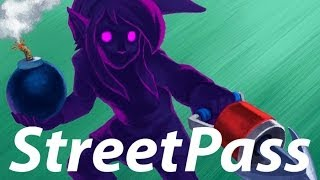 StreetPass Explanation - The Legend of Zelda: A Link Between Worlds