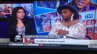 Lil B on SportsNation