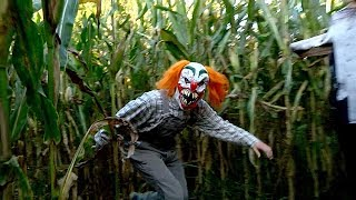 Mayfield Haunted Corn Maze