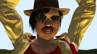 Ab Rajnikant bu karega -3D Çizgi film Video