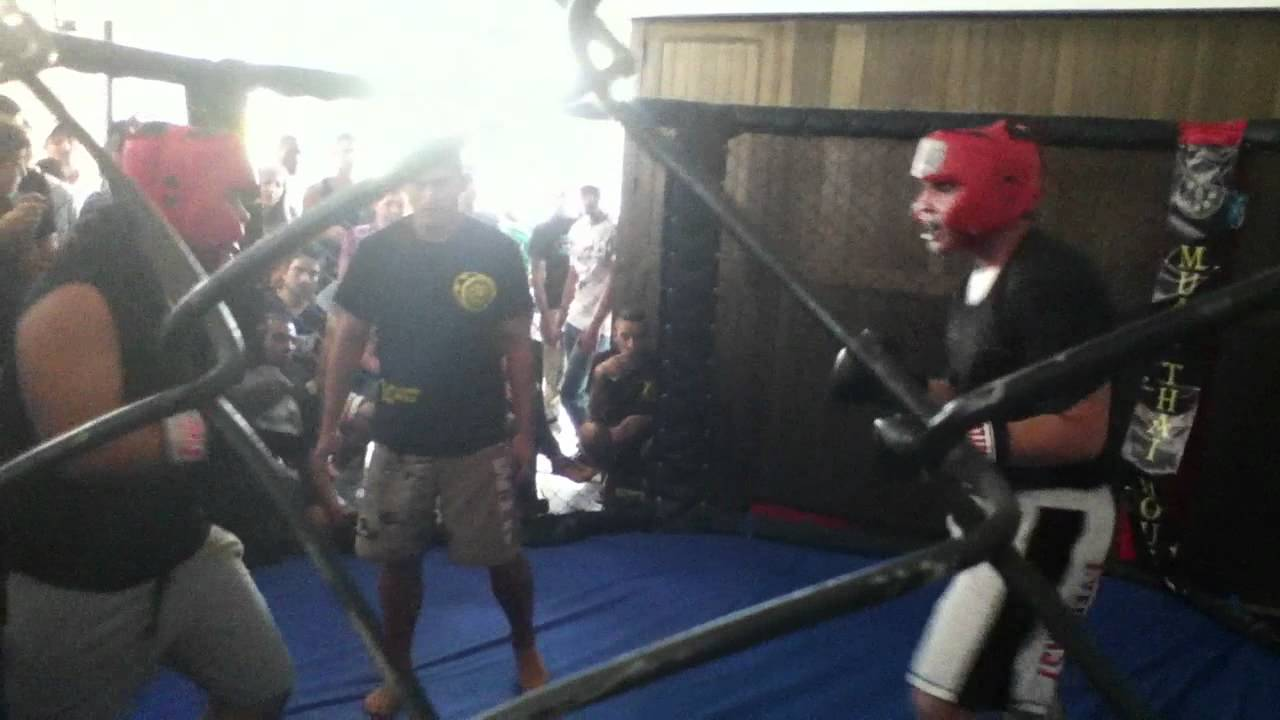 Open house - MMA Fight House - Sergio Zamora Garcés Vs Angello