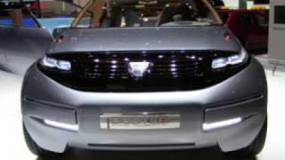 2009 Dacia Duster Concept Videos