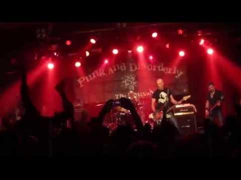 Trotskids - Pas de Voyous Dans Mon Bar (live @ Punk & Disorderly 2014 Astra Berlin, 11.04.2014)