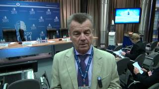 Мер Сіверська Р. Шамін про вибори в молодіжний парламент