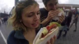 TOUR DU MONDE VLOG #1 MOSCOU