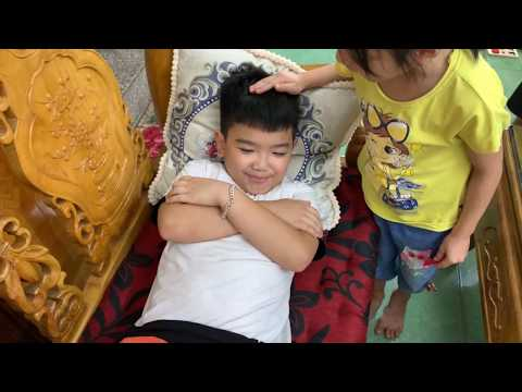 Sick Song - Children Songs & Nursery Rhymes   病気の歌 - 子供の歌&童謡   Cubin Kids Tv