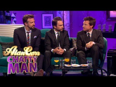 Charlie Day, Jason Bateman & Jason Sudeikis  Full  on Alan Carr: Chatty Man