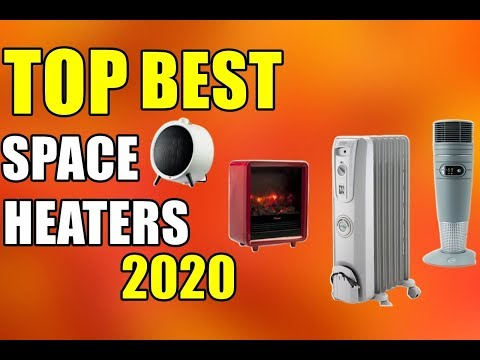 Top Space Heaters 2020 - Best Portable Heaters Every Room In Your Home