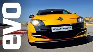 Renault Megane RS Trophy 2012 Videos