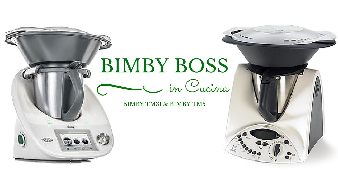 Unboxing BIMBY TM5 | Thermomix - YouTube