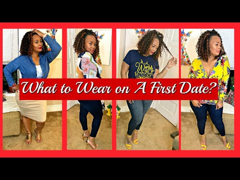 What To Wear On A First Date?| Online Dating Vlog| Talisa Rae