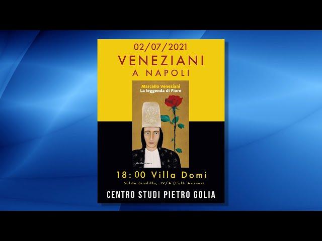 Marcello Veneziani presenta il suo ultimo libro