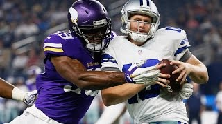 Vikings vs. Cowboys highlights - 2015 NFL Preseason Week 3