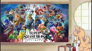 世界戦闘力330万超 ケン・リュウ使いのVIPマッチ【SSBU】【Super Smash Bros.】