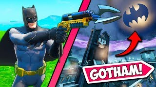 *NEW* BATMAN UPDATE IS INSANE!! – Fortnite Funny Fails and WTF Moments! #687