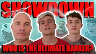 WHO IS THE ULTIMATE BARKER?! ad
