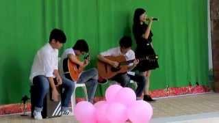 Bay Lên Nhé Nụ Cười ~ Acoustic Cover