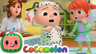 Halloween Costume Song | CoComelon Nursery Rhymes & Kids Songs