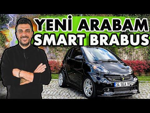 6 Aydır Modifiye Edilen Smart Brabus | Yeni Arabam!