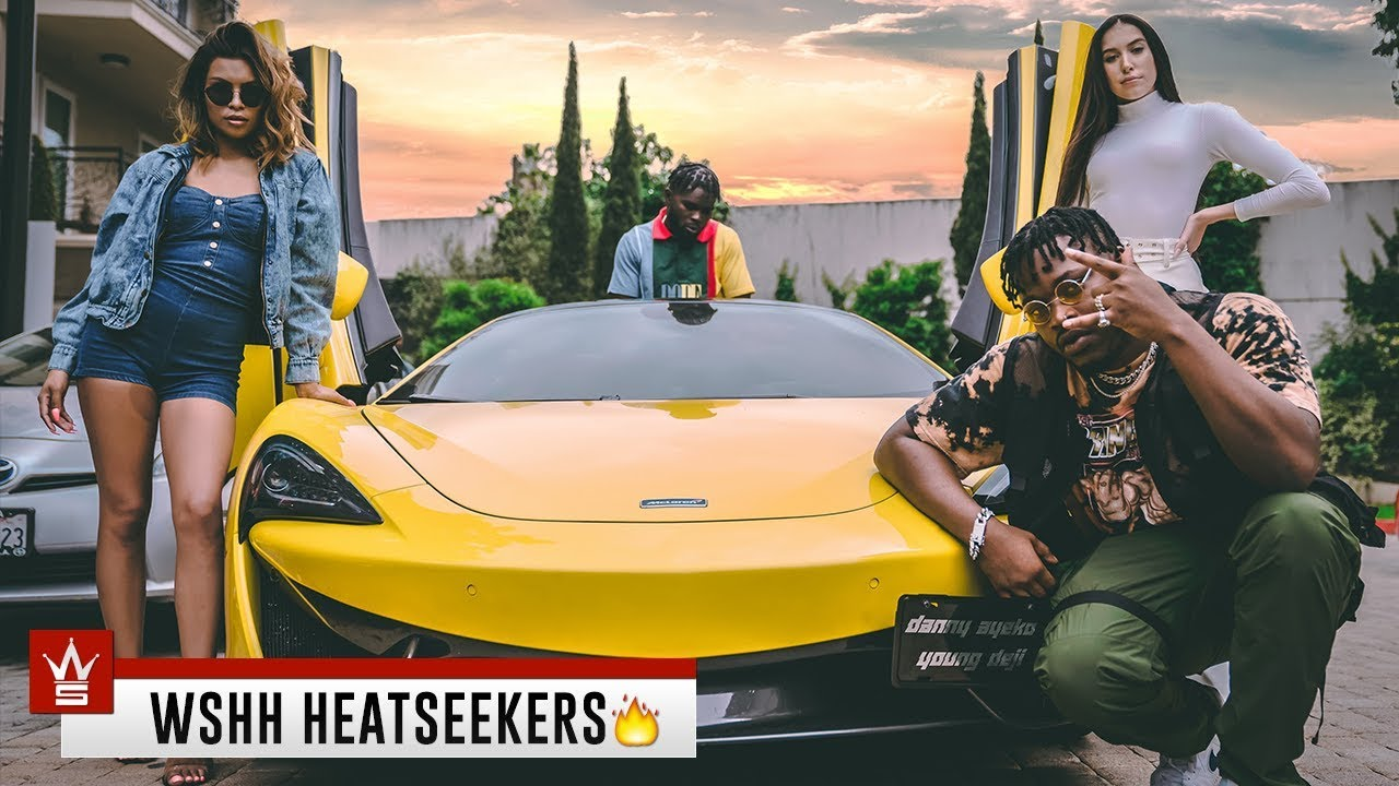 Danny Ayeko Feat. Young Deji - Sunny Side [WSHH Heatseekers Submitted]