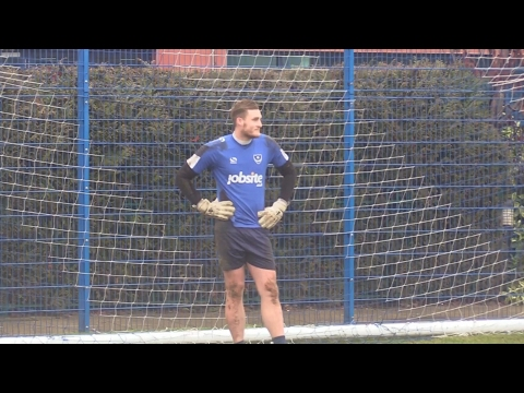 Liam O'Brien's Penalty Save Masterclass