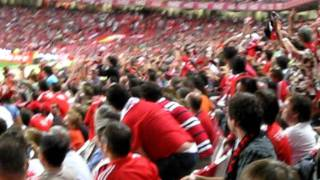 Benfica vence Arsenal por 2-1  Eusébio Cup 4