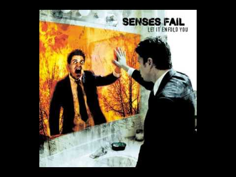 Senses Fail - Bite to Break Skin (Lyrics)