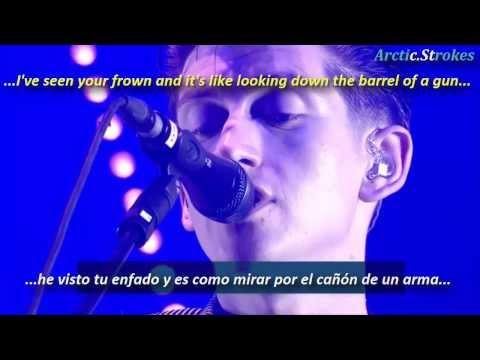 Arctic Monkeys - Mardy Bum (inglés Y Español)