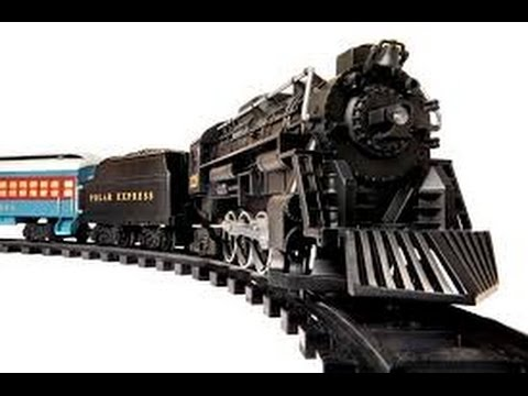 Lionel Polar Express Train Set – G-Gauge