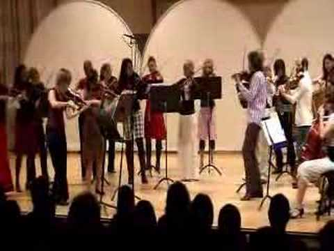Gilles Apap plays Violin concerto in D-minor by Mendelssohn,