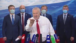ЭТО ЧУДОВИЩНО! Жириновский о УЖАСНЫХ событиях в России