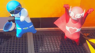 FUNNIEST GLITCHES EVER! (Gang beasts)