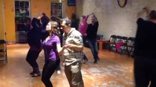 Intermediate to Advanced Salsa Dancing Lessons