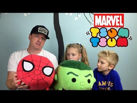 Marvel Avengers Tsum Tsum Disney Collectables