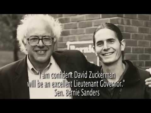 Vote Zuckerman in the August 9th democratic primary