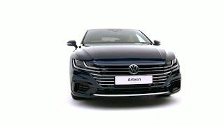 Volkswagen Arteon exterior review