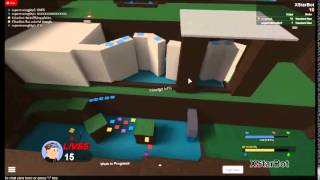 ROBLOX: The Checkpoint factory (Wip) - Magic277 - Gameplay Preview