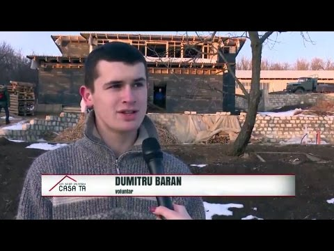 """Eco-village Moldova interview on """"The Ecological Home Show"""" (2014)"""