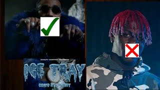 Features that ruined rap song's
