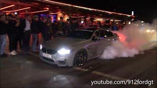 Wörthersee 2019 Burnout Compilation (C63 AMG, BMW M2, M3, M4, M6, VW Golf...)