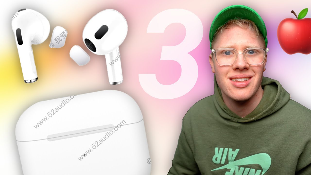 AirPods 3 (2021) First Look! I'm Worried...