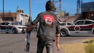 TankistFXA - San Francisco (Watch Dogs 2 Music Video)