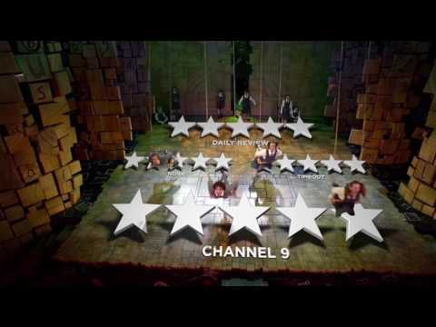 Matilda The Musical NZ Final Tickets TVC