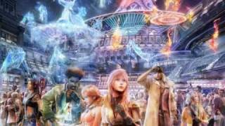Final Fantasy XIII Original Soundtrack Plus - Lightnings theme NW Version